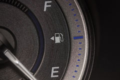 Автомобиль панели масла конца-вверх Стоковые Фото