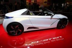 Автомобиль принципиальной схемы Honda EV-Ster Стоковые Изображения RF