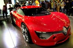 Renault DeZir стоковое изображение