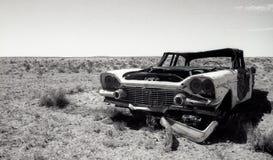 Автомобиль пустыни Стоковое фото RF