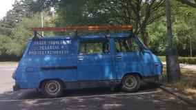 Автомобиль работы Стоковая Фотография RF