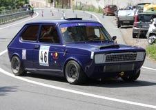 Автомобиль ралли Фиат 127 Стоковая Фотография RF