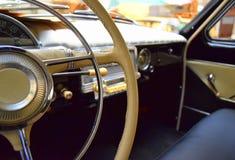 автомобиль ретро Стоковое Изображение