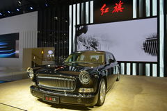 Автомобиль салона бренда L5 эмблемы революции стоковое изображение
