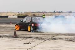 Автомобиль смещения BMW Стоковые Фото