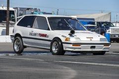 Автомобиль спорта компактный Стоковое фото RF