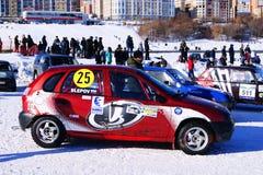 Автомобиль спорт, гонка Стоковое фото RF