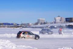 Автомобиль спорт, гонка Стоковые Фото