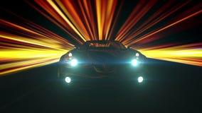 Автомобиль спорт иллюстрация вектора