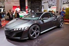 Автомобиль спорт Honda NSX Стоковая Фотография