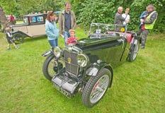 Автомобиль спорт MG Стоковое Фото