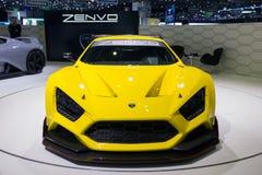 Автомобиль спорт Zenvo TSR Стоковая Фотография