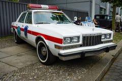 автомобиль Средний-размера дипломата доджа отделения пожарной охраны Стоковое Изображение RF