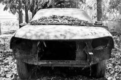 автомобиль старый Стоковая Фотография