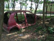 Автомобиль старья Стоковые Фотографии RF