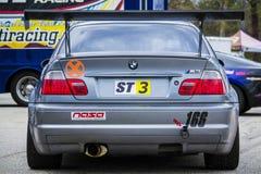 Автомобиль следа E46 m3 Стоковая Фотография RF