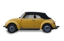 Автомобиль с откидным верхом жука Стоковое Изображение RF