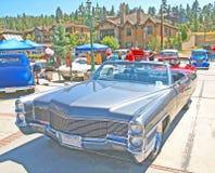 Автомобиль с откидным верхом Кадиллака Стоковые Изображения RF