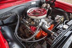Автомобиль с откидным верхом 1964 Шевроле Malibu Стоковое Фото