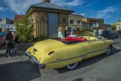 автомобиль с откидным верхом 1949 dynaflow buick Стоковая Фотография