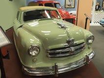 Автомобиль с откидным верхом 1950 Rambler Nash Стоковое Изображение RF