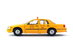 Автомобиль такси Стоковое фото RF
