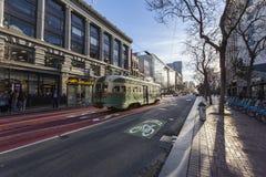 Автомобиль улицы Сан-Франциско Стоковое Изображение RF