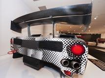 Автомобиль Феррари современный Стоковые Изображения RF