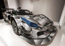 Автомобиль Феррари современный Стоковое фото RF