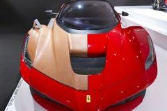Автомобиль Феррари современный Стоковое Изображение