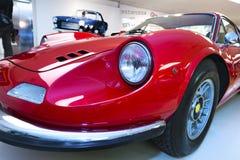 Автомобиль Феррари современный Стоковое Изображение RF