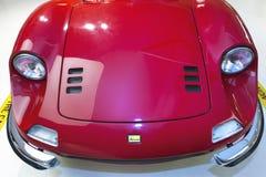 Автомобиль Феррари современный Стоковая Фотография RF