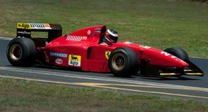 Автомобиль Феррари F1 Стоковые Фотографии RF