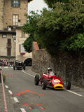 Автомобиль формулы 2 на Бергаме историческом Grand Prix 2015 Стоковая Фотография RF