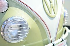 Автомобиль Фольксваген Combi Стоковое Изображение