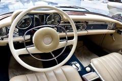 Автомобиль части ретро Стоковые Изображения RF