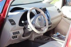 автомобиль электрический Стоковая Фотография RF