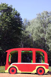 Автомобиль для детей Стоковое Изображение