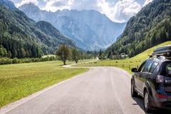 Автомобиль для путешествовать Стоковое Изображение RF