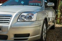 Автомобиль для сбывания Стоковая Фотография RF