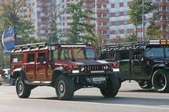 Автомобиль 2 Стоковое Фото