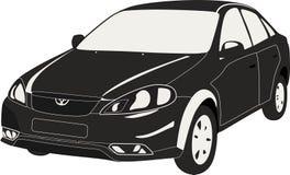 Автомобиль Стоковое Изображение