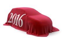 автомобиль 2016 Стоковые Фото