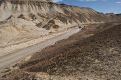 Автомобиль Canyon Road и 4WD осел 20 стоковое изображение rf
