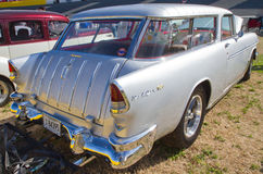 Автомобиль 1955 Chevy классики Стоковое Изображение