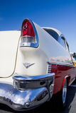 Автомобиль 1955 Chevy классики Стоковое фото RF