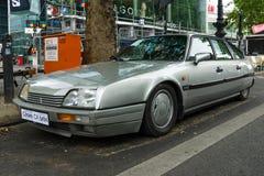 автомобиль Citroen CX Turbo Средний-размера роскошный Стоковые Изображения RF