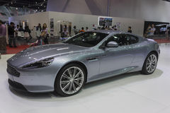 Автомобиль Coupe DB9 Aston Мартина новый Стоковое Фото