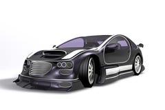 автомобиль 3d Стоковое фото RF