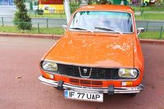 Автомобиль 1300 Dacia Стоковое фото RF